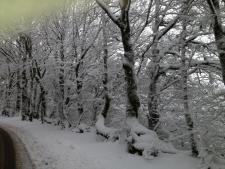 307 Culbone in the Snow