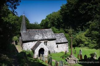 Culbone Church (St Beuno's) by Dave Rowlatt http://www.davidjrowlattphotography.com/