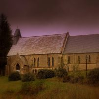 St Lukes Church at Simonsbath. (Peter French)