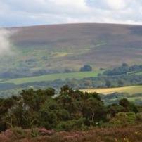 Clouds over Exmoor (Paul)