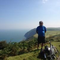 Electric Bike Ride across Exmoor (Paul Clews)