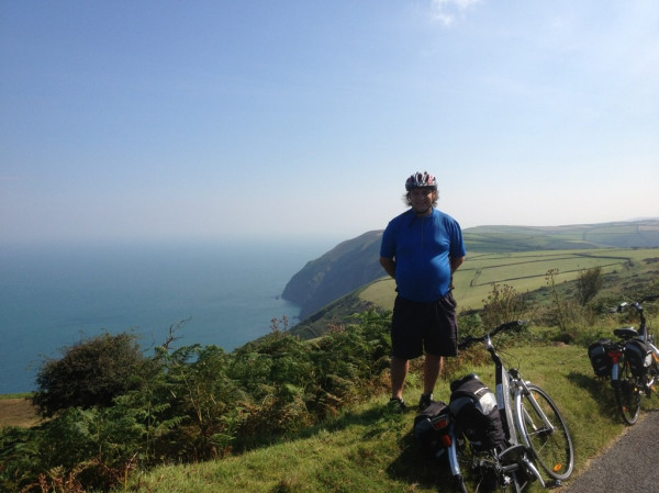 Electric Bike Ride across Exmoor (Paul Clews)