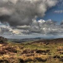 Wild Skies over Exmoor (Peter French)