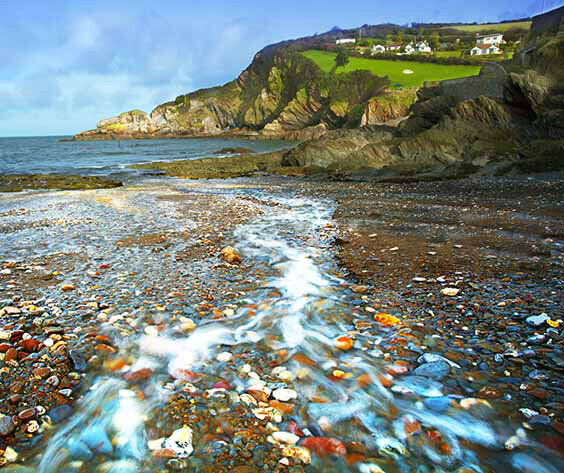 Combe Martin. Photo by Rob Hatton