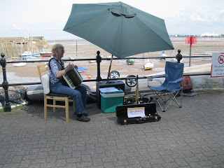 302 Busking Minehead QuayWest Somerset