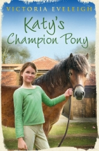katys champion pony front