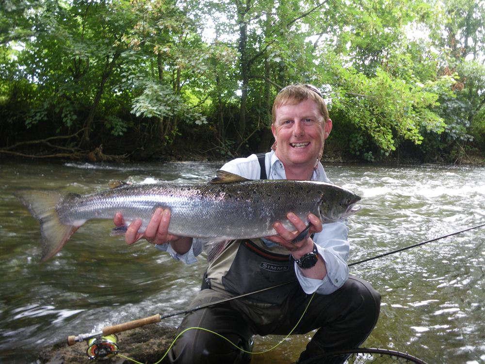 Nick Hart Fly Fishing Exmoor 4 All