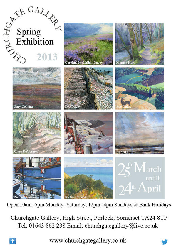 201 Churchgate Gallery Spring Exhibition