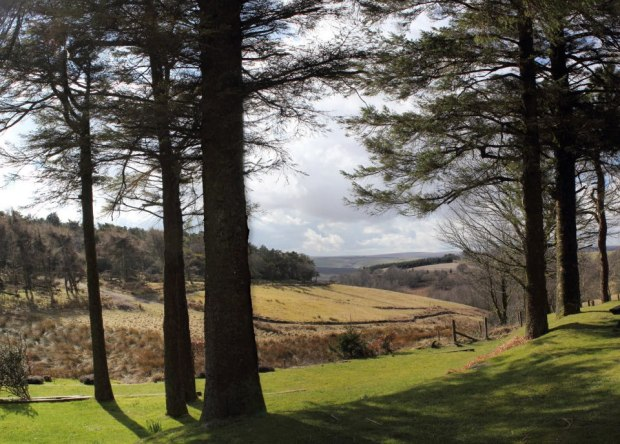 Taken at the first ExmoorTweetUp on 18 March at the Culbone by John McGowan