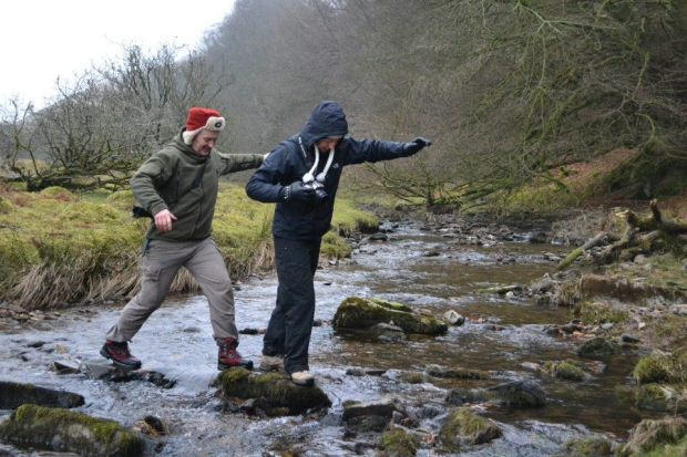 302 Experience Exmoor River Crossing