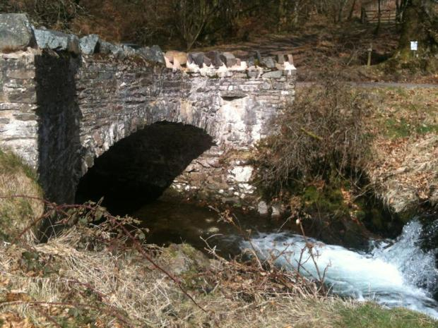 102 Simon Jarratt Robbers Bridge at Easter