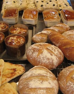 All the bread