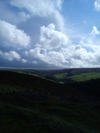 Near Countisbury