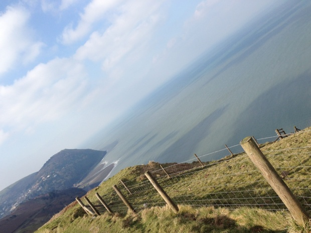 The Road to Lynmouth