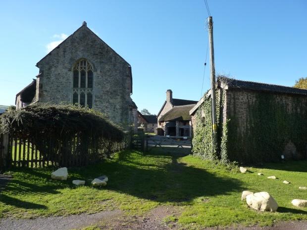 The West Lynch Church