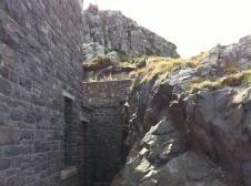 Coastguard's lookout at Hurlestone Point 1