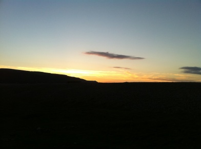 Sunsets over Bossington, part 2 1