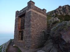 Coastguard's lookout at Hurlestone Point 4
