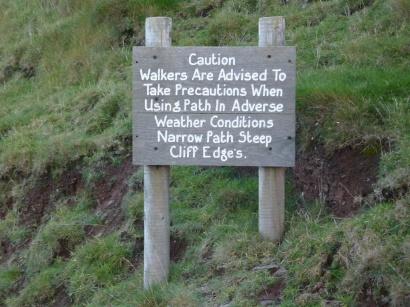 Exmoor Signs, part 3 1
