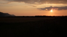 Sunsets over Bossington 3