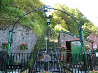 Lynton and Lynmouth Cliff Railway 1