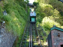 Lynton and Lynmouth Cliff Railway 2