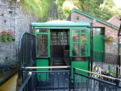 Lynton and Lynmouth Cliff Railway 3