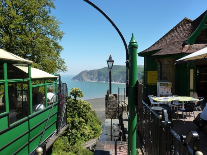 Lynton and Lynmouth Cliff Railway 6