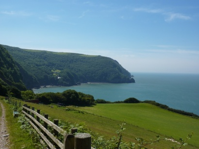 From Lee Abbey to Woody Bay 5
