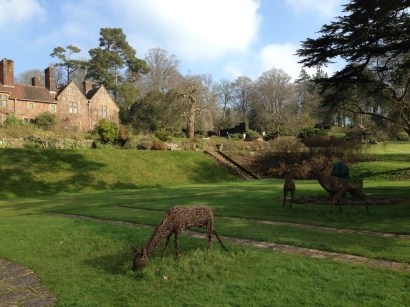Knighshayes Court and Gardens 1