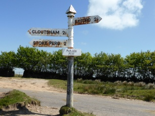 Exmoor Signs, part 3 3