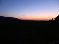Sunsets over Bossington 4