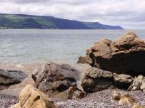 On the edge of the beach 5