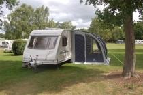 touring caravan hire