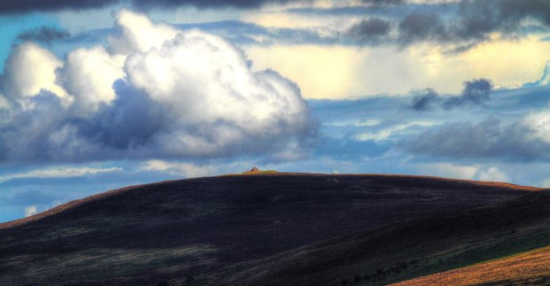 Dunkery Beacon. Photo by Peter French