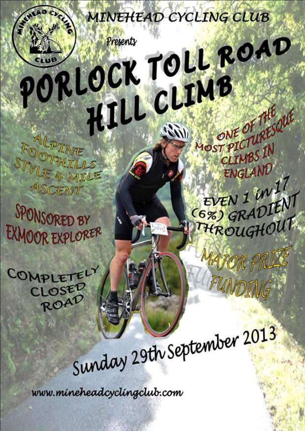 Porlock Hill Climb