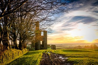 Borrow Farm Engine House, photographed last Sunday by Stuart Warstat