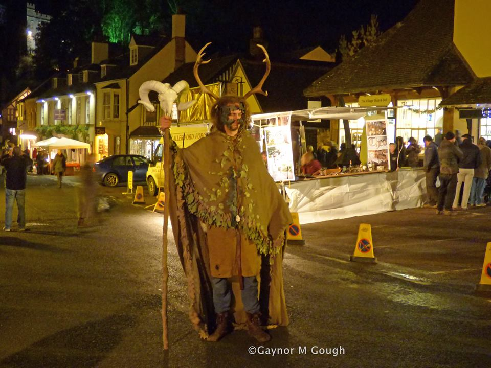 Dunster By Candlelight 2013 Exmoor 4 All