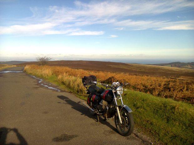 101 Matt Swindlehurst Motorbike