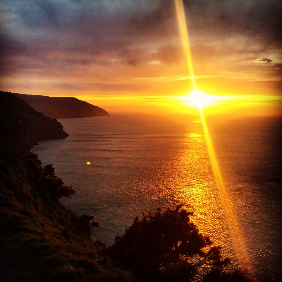 Valley of the Rocks. Photo by Conor Purcell.