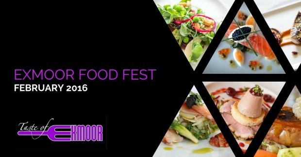 Exmoor Food Fest #food #foodies #finedining #festival #Exmoor #February