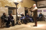 Owl Display: Rod from the Exmoor Owl and Hawk Centre