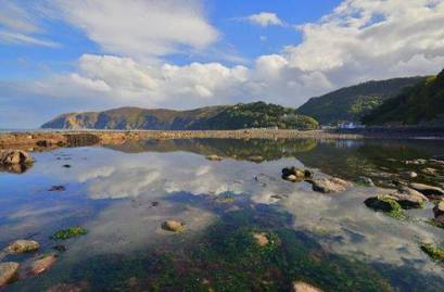 116 Rob Parsons Lynmouth Reflections.
