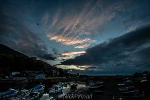 0408-nicki-vinall-sunset-over-porlock-weir