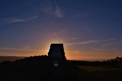 0908-gaynor-gough-sunset-over-selworthy-beacon
