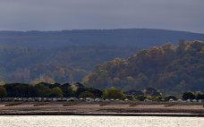 809-peter-mather-dunster-castle-and-conygar-tower-taken-from-fishing-boat