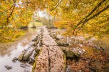 900-john-spurr-autumn-leaves-falling-at-tarr-steps-taken-28-oct