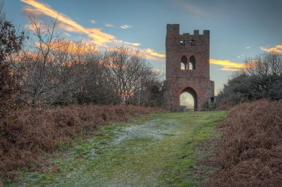 201-wilmot-tower-exmoor-on-a-frosty-evening-www-rgw-photography-co-uk