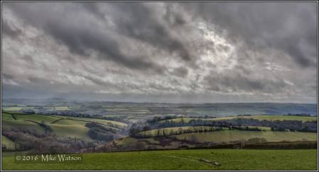 414-mike-watson-looking-across-to-streamcombe-13th-dec-2016