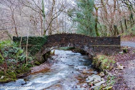 506-a-bridge-over-the-heddon-river-in-the-heddon-valley-by-rob-davey